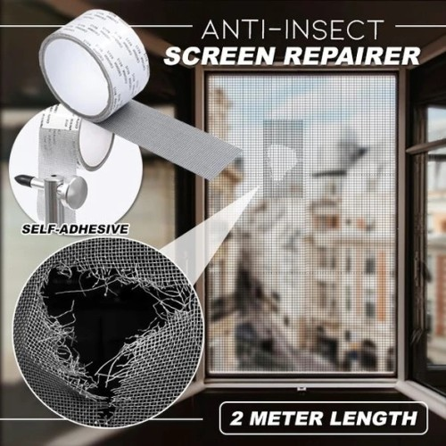 Anti-Insect Screen Repairer