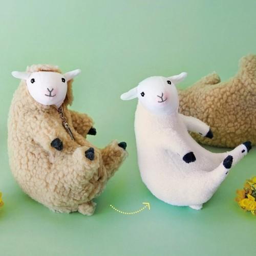 SHAVE SHEEP HAPPILY, LAMB TOYS