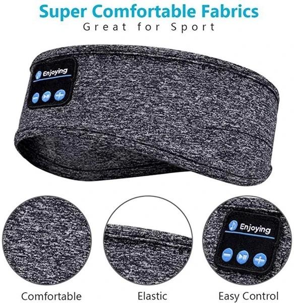 Wireless Bluetooth Eye Mask Headphones