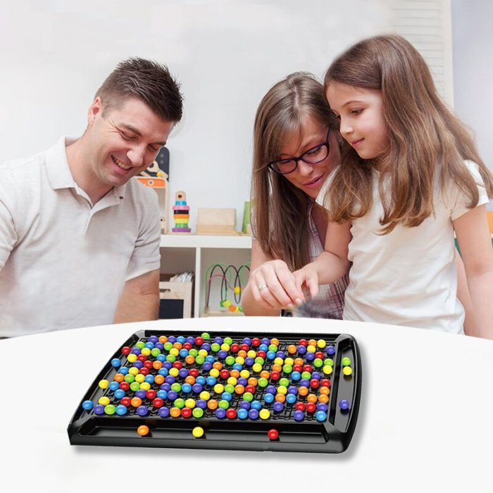 Rainbow Puzzle Chess