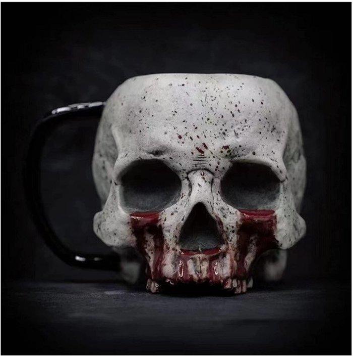 🔥3D Macabre Coffee Mugs