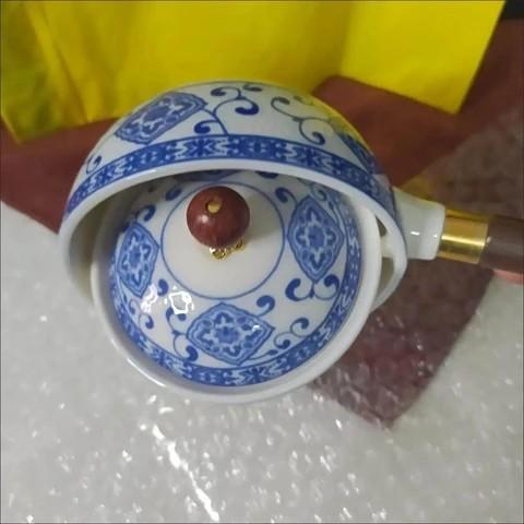 360° Rotation Tea Maker