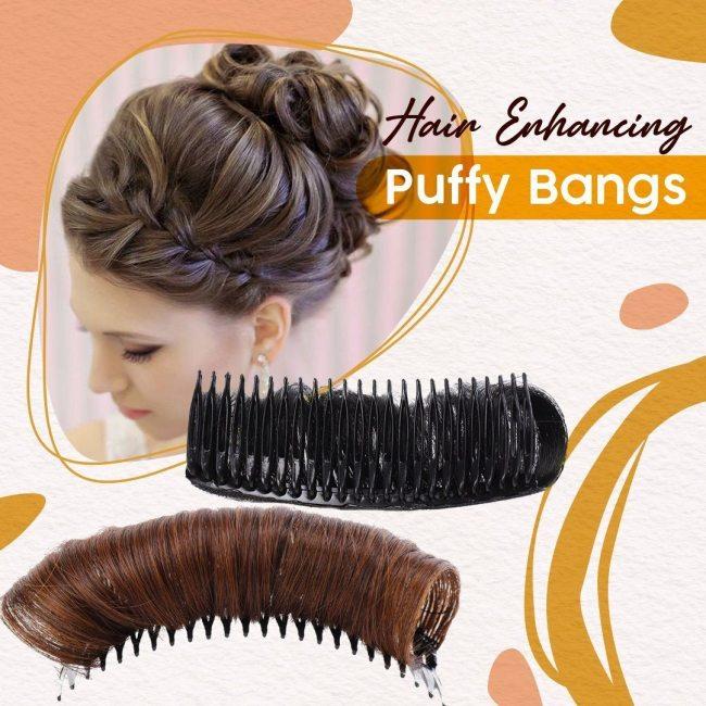 Hair Enhancing Puffy Bangs
