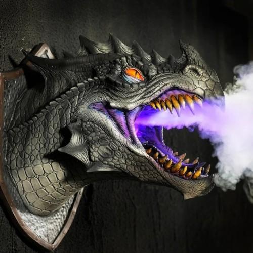 Wall Fantasy Dragon