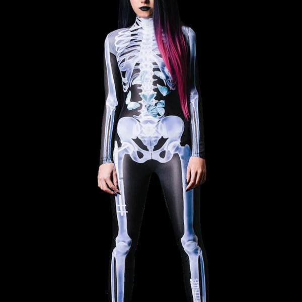 Women's Halloween X-Ray Costume