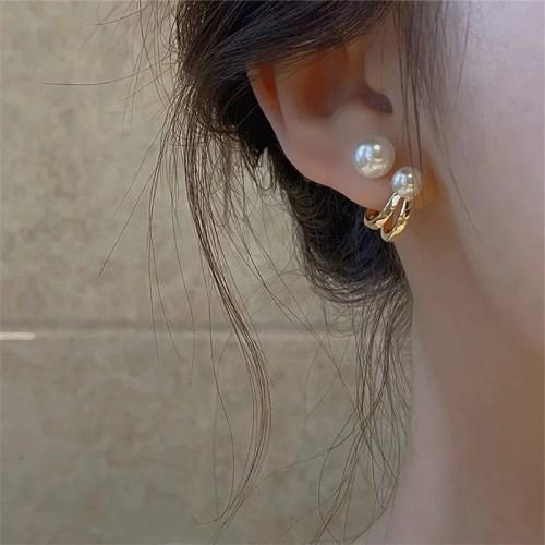 South Korea's New Pearl Earrings