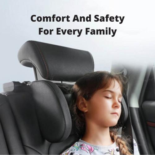 Car Nap Pillow