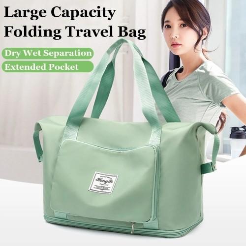 Large Capacity Folding Travel Bag