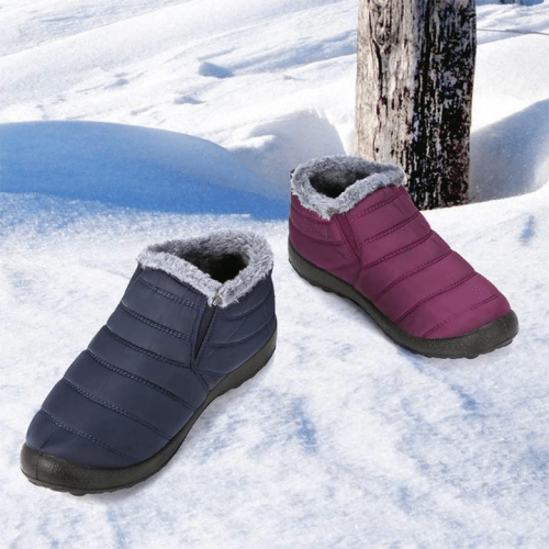 WOMEN WINTER WATERPROOF SNOW BOOT
