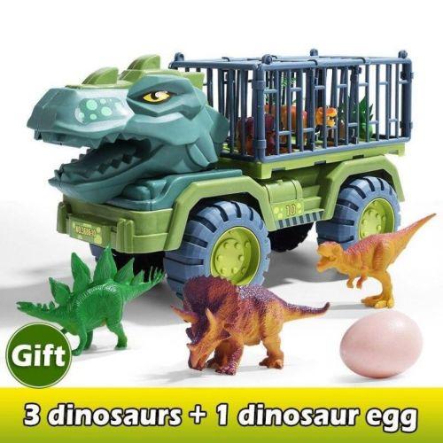 Dinosaur Transport Truck