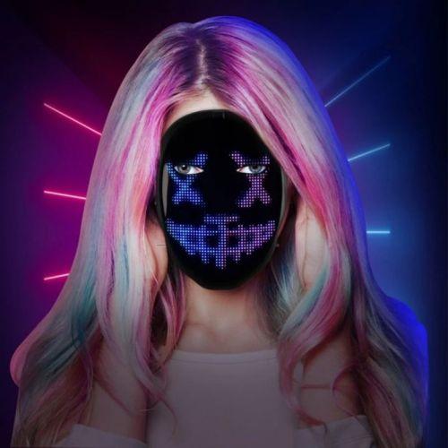 OmniLED Multi-Face Animated Smart Mask