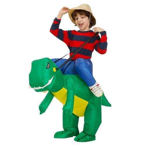 Inflatable Dinosaur Costume For Kids