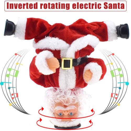 Electric Music Santa Claus Children Toy