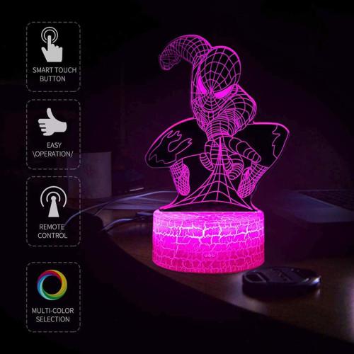 3D Illusion Lamp Night