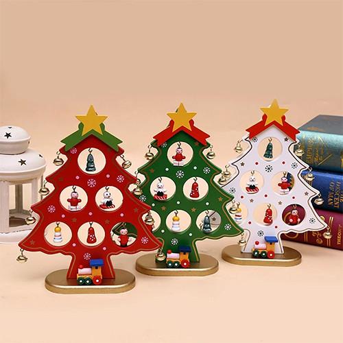 Wooden Mini Christmas Tree