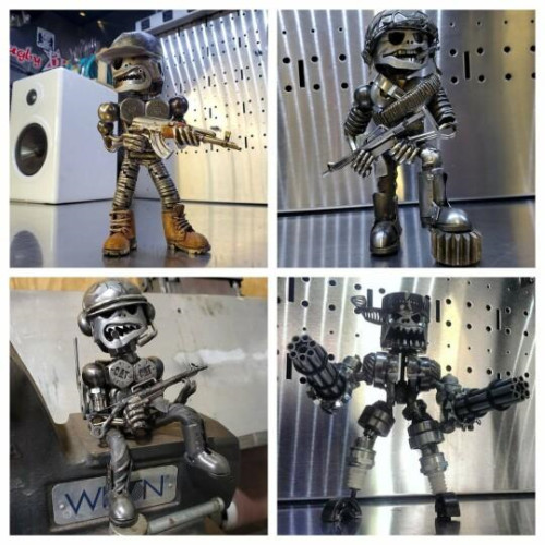 THE PISTON HEAD ARMY-TACTICAL ART
