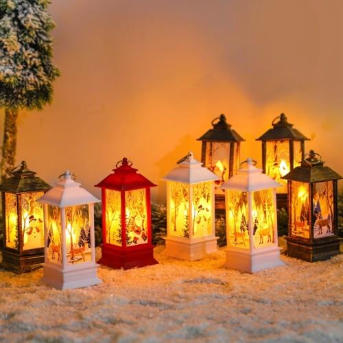 Christmas Lantern Light