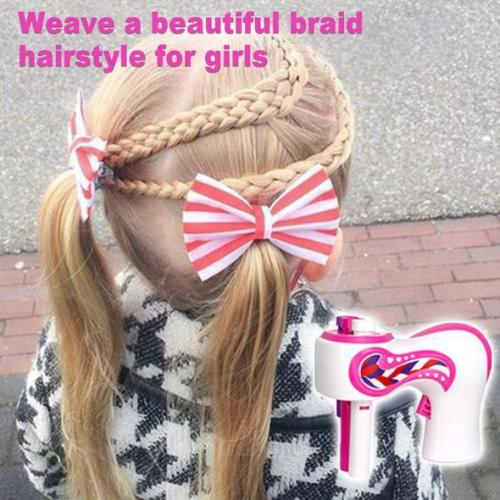 🎁Early Christmas Promotion-🎀DIY Automatic Hair Braider Kits
