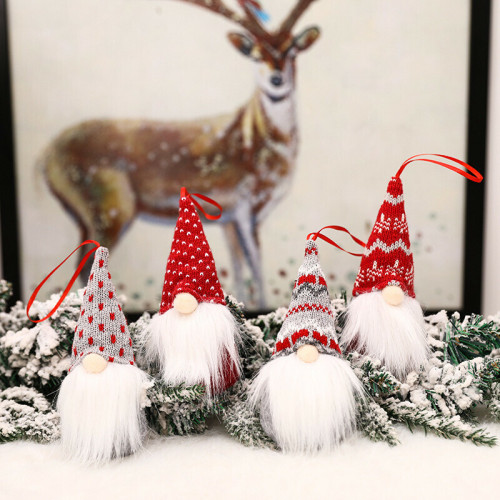 Home Christmas Tree Hanging Decorations