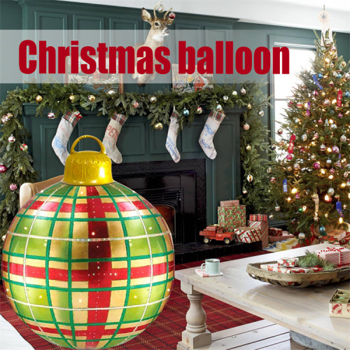 OUTDOOR CHRISTMAS INFLATABLE DECORATED BALL(🎄Early Christmas Sale🎄 - 50% OFF)