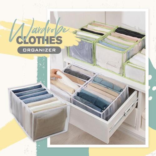 Wardrobe Clothes Organizer(2PCS)
