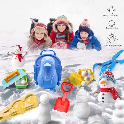 Winter Snow Toy Set