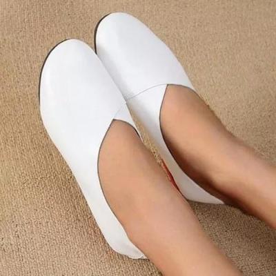 Women's Closed Toe Round Toe Flat Heel Flats