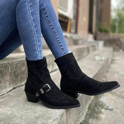 Zipper Daily Boots