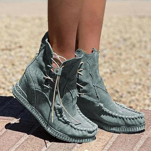 Daily Suede Boots