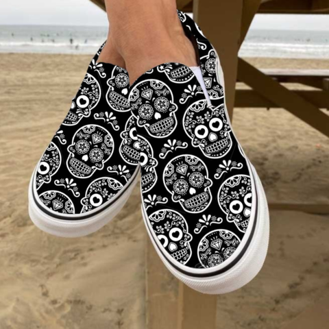 Canvas Seaside Sneakers