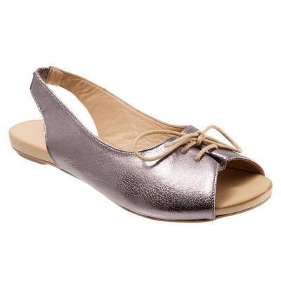 Women's Summer Elastic Band Lace-Up Peep Toe Sandals