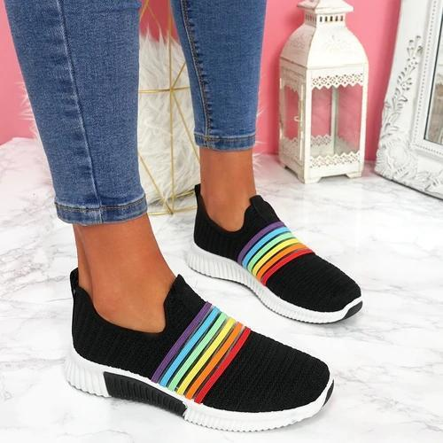 Casual Mesh Sneakers