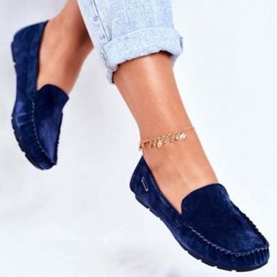 Women Casual Suede Loafers