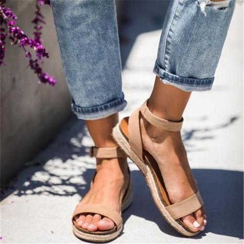 Women's Casual Open-Toed Sandals