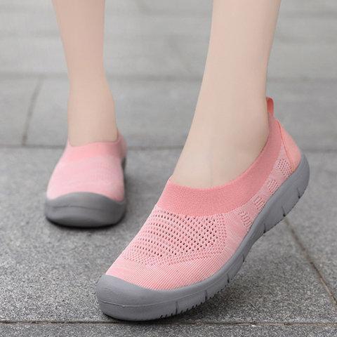 Comfy Soft Slip On Round Toe Flats