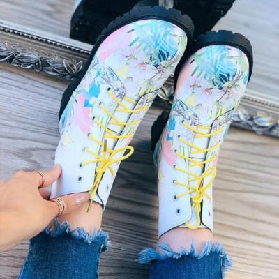 Women's Fashion Martin Boots