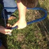 Texas Fence Fixer-helps to easilyfix loosen fences