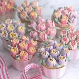 14Pcs DIY Baking Tools Russian Tulip Flower Cake Icing Decorating Tips