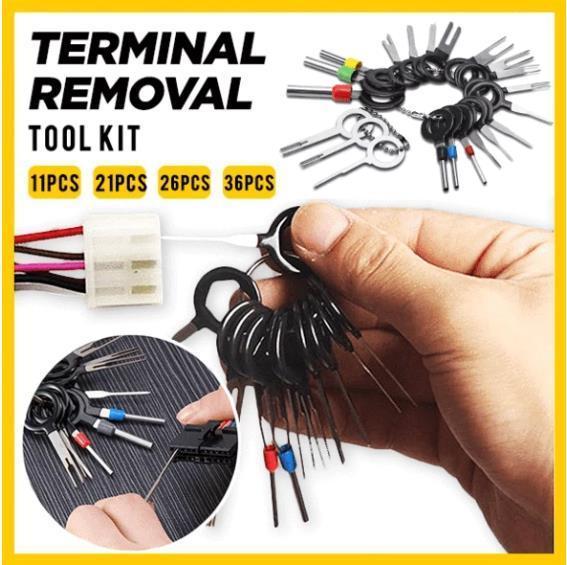 Terminal Removal Tool Kit