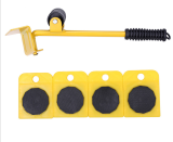 Heavy Duty Furniture Lifter - Max capability is 330 lbs, giving you up to 10 times your natural strength