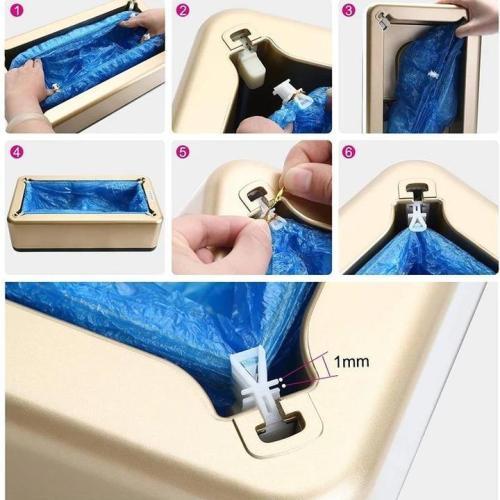 Automatic Shoe Cover Dispenser
