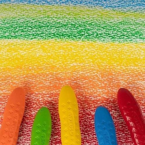 Children Peanut crayon 12/24/36 color washable