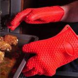 Heat Resistant Cooking Gloves-withstand intense heats of up to 425˚F