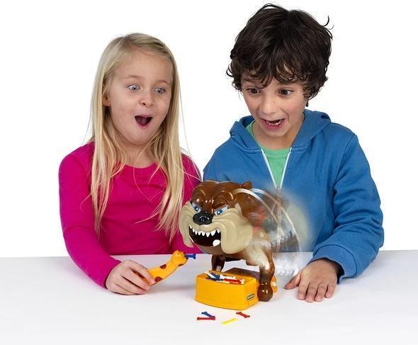 Bad Dog Board Game