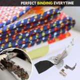 Sewing Master - Quilt Binder Attachment - quick and trouble-free binding