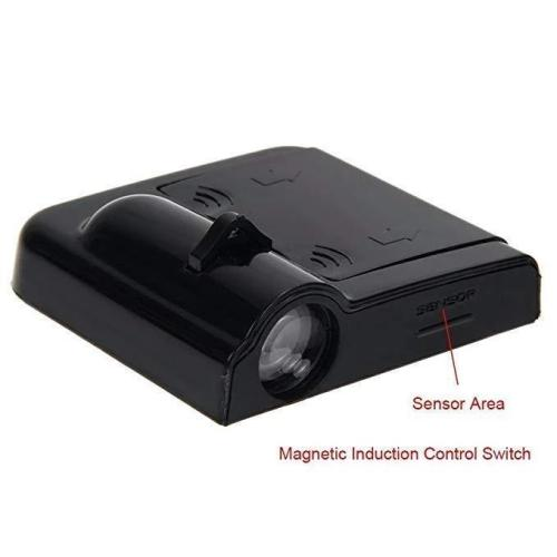 Wireless Car Projection LED Projector Door Shadow Light