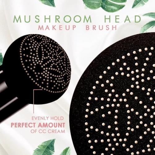 Mushroom Head Air Cushion CC Cream - Long-Lasting, Waterproof and Sweatproof