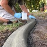 Concrete Garden Trowel