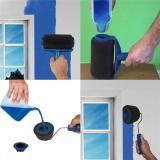 8 Pcs/Set Paint Roller Set with Sticks Paint Roller Pro Decorate Runner Tool Painting Brush Set