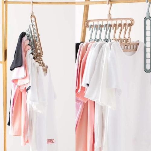 Clothes Hangers Space Save Closet Organize